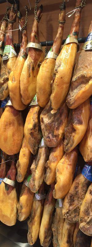 Séchage et affinage jambon de bayonne